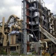 Zementindustrie – Anlage der Intensiv-Filter GmbH & Co. KG